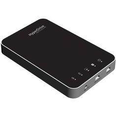 Amazon.com: HyperDrive 1 TB Hard Drive for iPad/iPad 2 - HDIP-1TB (Black): Electronics
