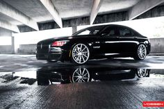 With a sporty design that really shines especially when rolling down the street, Vossen's new CVT wheels might not be considered the perfect choice for a car such as the 7 Series but think again. Description from autoevolution.com. I searched for this on bing.com/images
