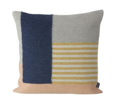 Ferm Living Shop — Kelim Lines Pillow