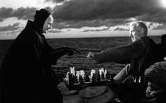 The Seventh Seal - Playing chess with death...