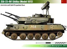 ZSU-23-4V1 (1972)