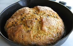 Ирландский хлеб - кулинарный пошаговый рецепт с фото на KitchenMag.ru