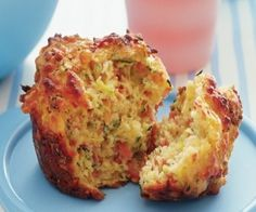 The Best Savoury Muffins Ever