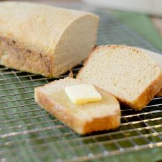 English Muffin Bread - Feed Your Soul Too - an easy way to make the muffin you love.
