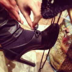 #knitcafé shoes