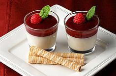 Panna cotta, Italian desert recipes, Pastry cream recipe, Peaches and cream recipe, Sabayon recipe