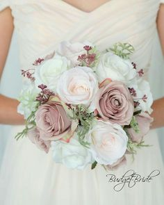 Ballet Pink Davids Bridal Wedding Flowers with blush, ballet and ivory roses wit. - Ballet Pink Davids Bridal Wedding Flowers with blush, ballet and ivory roses with foliage - Bridal Bouquet Pink, Bride Bouquets, Bridal Flowers, Bridesmaid Bouquet, Blush Bridal, Blush Wedding Flowers, Pink Wedding Flower Ideas, Small Wedding Bouquets, Blush Pink Weddings