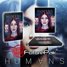 HUM∀NS, science-fiction television series, now in great Futurepak edition.  Available only at MediaMarkt: http://www.mediamarkt.de/de/product/_humans-%E2%80%93-staffel-1-2-exklusive-limitierte-steel-edition-tv-serie-serien-blu-ray-2383896.html   #futurepak #novoboxcollectibles #justbridge
