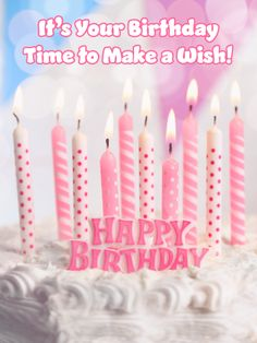 Send Free Sparkling Celebration Cake – Happy Birthday Card to Loved Ones on Birthday & Greeting Cards by Davia. It's free, and you also can use your own customized birthday calendar and birthday reminders. Happy Birthday Wishes Cards, Happy Birthday Flower, Birthday Blessings, Happy Birthday Gifts, Happy Birthday Images, Birthday Pictures, Birthday Greeting Cards, Birthday Greetings, Card Birthday
