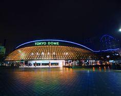 Tokyo Dome, Japan