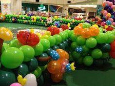 Balloons Decoration #corporateballoons #BalloonswithLogo