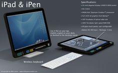 iPad + iPen