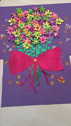 24 kasım School Projects, Projects To Try, Diy And Crafts, Crafts For Kids, Flower Wallpaper, Kids Decor, Classroom Decor, Preschool Activities, Kids And Parenting