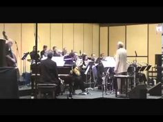 """My listen while on the patio Queing up ribs. Smooth and mellow  R~  """"Mandeville"""" (Live) - The Patrick Williams Big Band"""