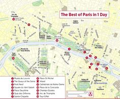 i gave this map to my kids on our first trip to paris which side of the seine are we on france family french food and cultural things pinterest