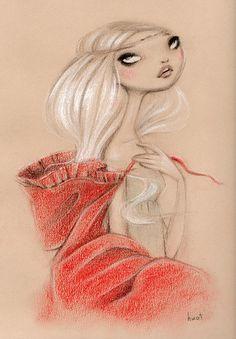 Krista Huot, artist