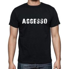#maglietta #accesso #uomini #parola Maglietta nera Obsession! Trovare questo e molti altri qui -> https://www.teeshirtee.com/collections/men-italian-dictionary-black/products/accesso-mens-short-sleeve-rounded-neck-t-shirt