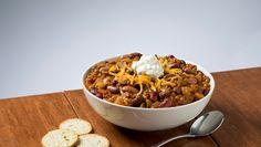 All American Chili - Chili is an all American favorite. Try this chili ...