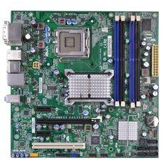 Intel DQ45CB Intel Q45 Socket 775 mATX Motherboard w/Dual DVI Audio eSATA GbLAN & RAID