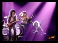 Winger - Seventeen.  Probably my least favorite Winger song, but god damn is this video hot!  Classic Winger.