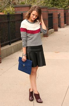 22 Ideas To Wear Skirts At Work Styleoholic | Styleoholic