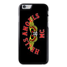 New Hells Angels Mc Phonecase For iPhone 6/6S Case Brand new.Lightweight, weigh approximately 15g.Made from hard plastic, also available for rubber materials.The case only covers the back and corners of your phone.This case is a one-piece case that covers the back and sides of the phone. There is no front for the case.This is a non-peeling nor a non-fading print. Meaning, over time it will continue to look just as amazing as it did when you first received it.