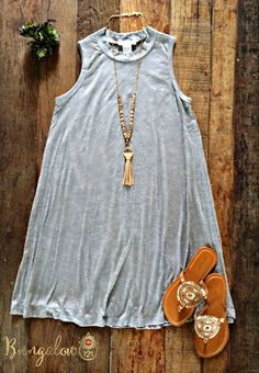 Heritage Dress - Gray – Bungalow 123