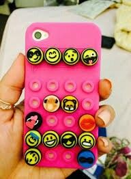 İphone emoji cases