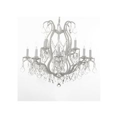 You'll love the Marquette Two Tier Chandelier with 9 Uplights in Heirloom at Wayfair - Great Deals on all Home Improvement products with Free Shipping on most stuff, even the big stuff.