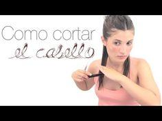 ¿Cómo cortar el cabello? How to cut hair?