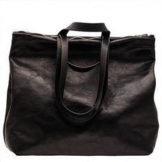 Black Tote Bag Marsèll