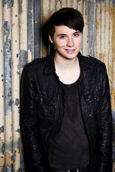 /FC: Dan Howell Hey, I'm Aaron, son of Maleficent and Diaval. I'm 18 and I can control nature and shape-shift. I was bullied all my life, and as a result, now I'm slightly goth/emo and super antisocial. I am really vague and angry until you really get to know me, so you have to cope with my anger. When you get to know me, I'm funny, sweet, silly, fun loving, nerdy, geeky, smart, and defensive. Introduce?