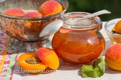 Healthy Sweets, Punch Bowls, Cantaloupe, Berries, Canning, Fruit, Recipes, Food, Marmalade
