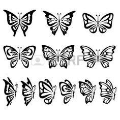 tatouages papillon: