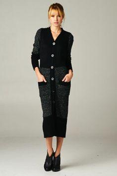 Black Mid-length Dress