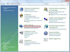 Il Software - Come configurare la scheda di rete in Fastweb