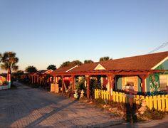 LOVED our stay here...Si Como No Inn; Flagler Beach