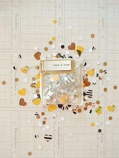 Wedding ideas - confetti