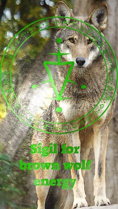 Wolf Of Antimony Occultism — Wolf Magick: The Five Wolf Sigils Wiccan Symbols, Magic Symbols, Viking Symbols, Viking Runes, Ancient Symbols, Egyptian Symbols, Wiccan Spell Book, Wiccan Spells, Witchcraft