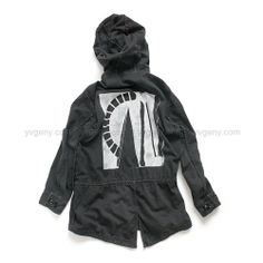Undercover by Jun Takahashi Hooded Fishtail Parka