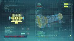 Scarab Digital's UI of S.T.A.R LABS Cortex #TheFlash #CWTheFlash #UI