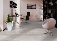 Quickstep Saw Cut Oak Grey Laminate Flooring White Oak Laminate Flooring, White Oak Floors, Solid Wood Flooring, Oak Flooring, Home Design Diy, Luxury Interior Design, Floor Design, Farmhouse Table, Room Interior