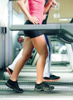 The 300-Calorie-Burning Walk-Jog Workout. From @POPSUGAR Fitness