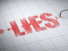 Lie detector tests...