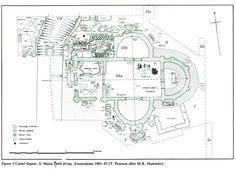 castelseprio santa maria foris portas - Szukaj w Google Santa Maria, Milan City, Fortification, Roman Empire, Milano, Tour Guide, Medieval, Miniature, History