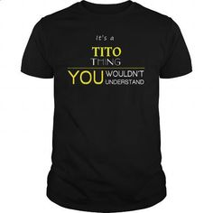 TITO - #gift basket #cool hoodie. ORDER NOW => https://www.sunfrog.com/LifeStyle/TITO-94771599-Black-Guys.html?60505