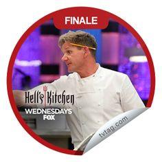 Hell's Kitchen Season 13: 4 Chefs Compete; Winner Chosen
