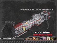Star Wars Rpg, Star Wars Ships, Star Wars Clone Wars, Star Trek, Heavy Cruiser, Star Wars Design, Capital Ship, Star Wars Vehicles, Galactic Republic