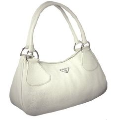 Buy Online Cheap Replica Designer Clothes Leather Pur Handbags White