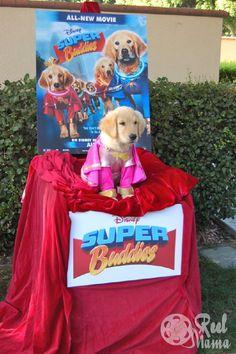 Meet the Disney Super Buddies ~ Review and Rosebud interview #SuperBuddies